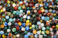 JABO CLASSIC MARBLES~100~FROM SEVERAL DIFFERENT RUNS GREAT FOR ANY COLLECTION