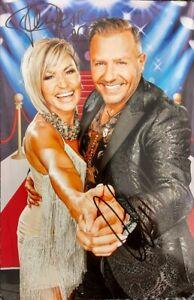 WILLI JASMIN HERREN FOTO 20x30cm IN PERSON Autogramm signiert RTL ARD SEHR RAR