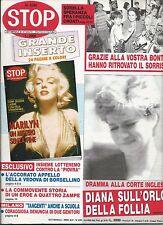 Stop Marylin Monroe Italie