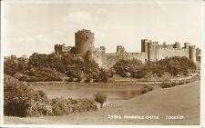 25362 Pembroke Castle Wales Judges Ltd Hastings Real Photographic RP postcard