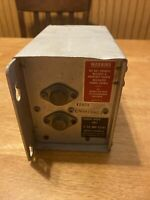Narco Avionics Power-Audio Unit P/N T-12MP-12A1 Untested Airplane Part 14 Volts