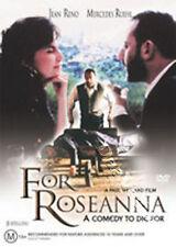 For Roseanna (DVD, 2005) JEAN RENO_RARE ITALIAN MOVIE_Region 4