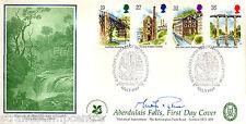 1989 archeologia (FRANCOBOLLI) - Covercraft OFF-firmata da Maryln Palmer