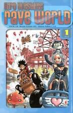 manga STAR COMICS RAVE WORLD numero 1