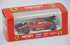 ONYX 028 Ferrari F1 89 red, F1 diecast model car racing FIAT / LONGINE Berger