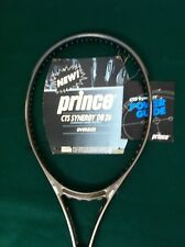 NEW w/tag PRINCE CTS SYNERGY DB26 Oversize tennis racket. Grip size (2) 4 1/4.