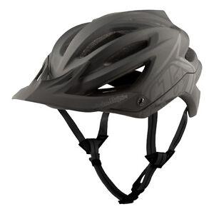 Troy Lee Designs A2 MIPS MTB Bicycle Helmet Decoy - BLACK