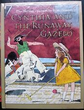 Cynthia and the Runaway Gazebo by Elsa Marston VGC Hardcover We Combine Shipping