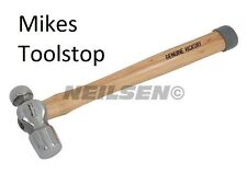 Bola pein martillo 2 lb (approx. 0.91 kg) (34 OZ (approx. 963.87 g)) Martillo Mango de ingenieros mecánicos Hickory repujado con martillo
