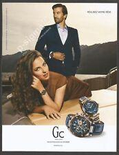 GC watch Print Ad
