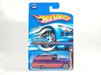 Hot Wheels MYSTERY CAR '55 Chevy Panel Truck Brand New NOC w/ Protecto 1/64