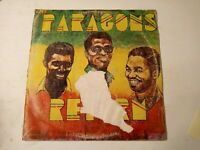 The Paragons ‎– The Paragons Return - Vinyl LP 1972