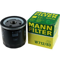Original MANN-FILTER Ölfilter Oelfilter W 712/83 Oil Filter
