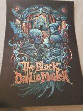 Dr Phibes - The Black Dahlia Murders by Dan Mumford