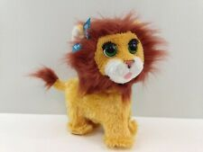 FurReal Friends Roarin' My Bouncin' Lion Interactive Plush Animal Hasbro Mattel