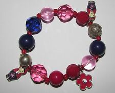 Clear Acrylic Costume Bracelets