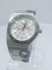Diesel DZ4058 men's watch full solid stainless steel D-shape DZ-4058 10 ATM