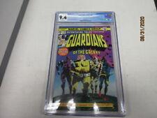 Marvel COMICS ASTONISHING TALES GUARDIANS OF THE GALAXY 29 CGC GRADED 9.4