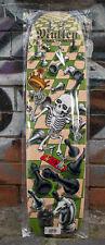 Rodney Mullen Green Chess Bones Brigade Deck Skateboard Powell Peralta 129/500