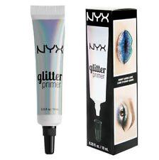 NYX Face & Body Glitter Primer GLIP01 and Glitter in Copper