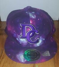 City Hunter Washington DC hat Cosmic purple snapback adjustable trucker EUC