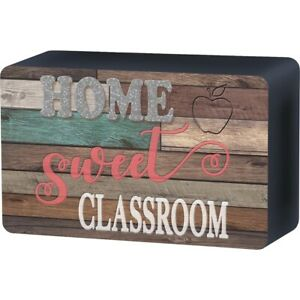 Home Sweet Classroom Magnetic Whiteboard Eraser by Teacher Created Resources