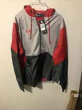 Under Armour 1359386 Legacy Windbreaker Jacket Men's Large Msrp $100