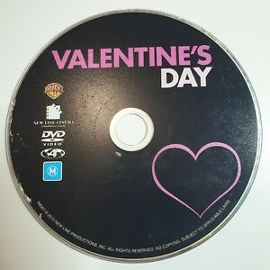 Valentine's Day   DVD Movie   *Unoriginal Case*   Jennifer Garner, Taylor Swift