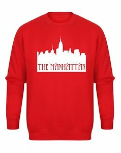 Manhattan unisex sweatshirt - various colours