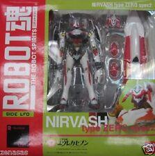 Used Bandai Robot Sprits SIDE LFO Eureka Seven Nirvash Zero spec2 Painted