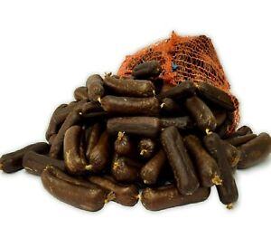 LIVER SAUSAGES antos dogs chews dried meat treats bp pets rewards snacks packs