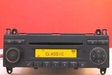 MERCEDES SPRINTER VITO BECKER SOUND 5 CD RADIO PLAYER BE7076 BE7068 HA-1111
