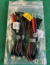 2 EMSI Flex-it 4.8V Ni-MH 500mAhlead Wires FREE S&H