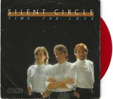 SILENT CIRCLE - Time for love   ***Red Vinyl***