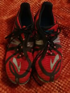 Brooks Pure Connect P2 Running Shoes Men's Size 13 Red / Black