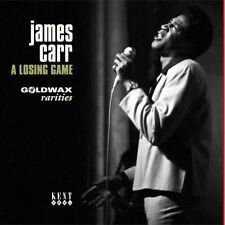 "JAMES CARR  ""A LOSING GAME""  GOLDWAX RARITIES LTD EDITION 4 TRACK EP"