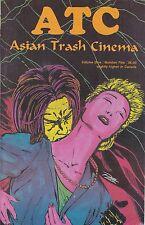 ASIAN TRASH CINEMA NUMBER 5 1994 GODZILLA VS MECHAGODZILLA CAPTURED FOR SEX