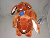 """NEW Kohl's Cares Plush Rabbit & Baby Bunny """"Guess How Much I Love You"""" w/ Tags"""