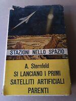Libro Stazioni nello spazio - A. Sternfeld