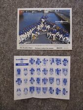 1981 Mariners Team Photo and 1980 Brochure