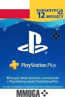 [Polen] PlayStation Plus Mitgliedschaft 12 Monate 365 Tage PSN Code PS4 PS3 - PL