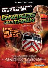 Snakes On A Train DVD MVD50084 MINERVA VIDEO