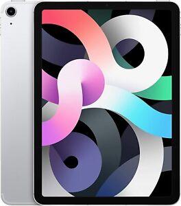 Apple iPad Air 64GB 4th Generation Wi-Fi 10.9 Inch SILVER - NEW LATEST MODEL