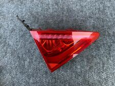 LEFT SIDE TRUNK TAILLIGHT TAIL LAMP ASSEMBLY OEM 12-15 AUDI A7 S7 RS7 C7