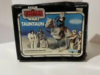 Vintage 1980 Kenner Star Wars ESB Hoth Tauntaun Action Figure Complete With Box