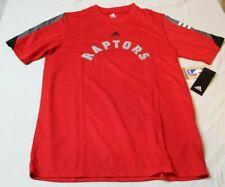 Toronto Raptors NBA Adidas Performance T-Shirt Size Youth XL New