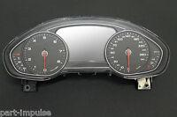 Audi A8 4H D4 Tacho Kombiinstrument GRA FIS MFA Benzin Night Vision 4H0920900