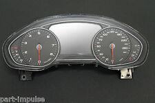 Audi A8 4H D4 Tachimetro Kombiinstrument Gra Fis Mfa Benzina Notte Visione