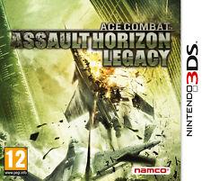 Ace Combat Assault Horizon Legacy Nintendo 3DS IT IMPORT NAMCO