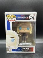 Funko Pop! Movies: Bright - Tikka with Wand 559 Vinyl Figure BRAND NEW  Mint